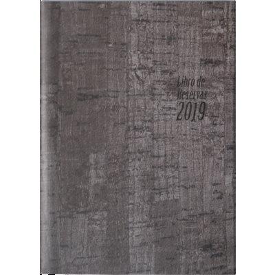 Libro agenda para reservas Ingraf 22x31cm