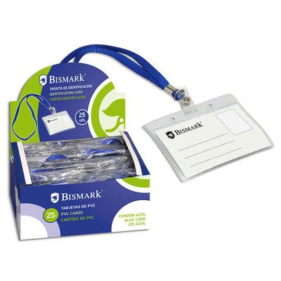 Identificador portanombres con cordón Bismark 318673
