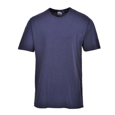 Camiseta térmica de manga corta B120BKRL