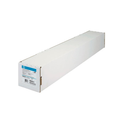 Papel para plotter HP blanco intenso 90g C6035A