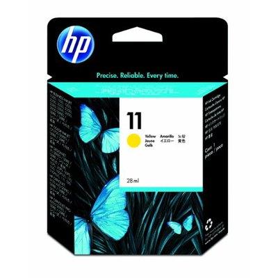 Cartucho inkjet HP 11 amarillo 2550 páginas C4838A