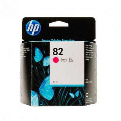 Cartucho inkjet HP 82 Magenta 69 ml C4912A