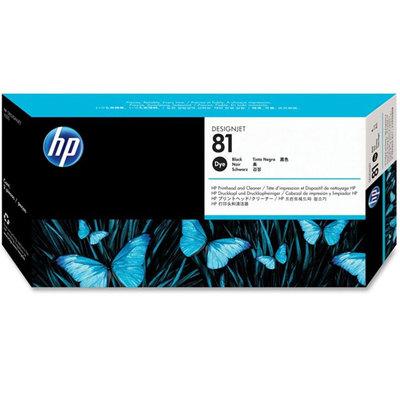 Cartucho inkjet HP 81 Negro +limpiador   C4950A