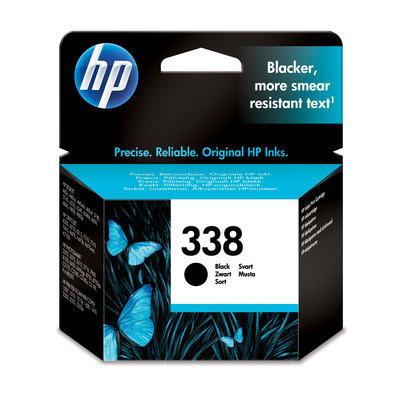 Cartucho inkjet HP 338 negro 480 páginas C8765EE