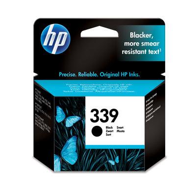 Cartucho inkjet HP 339 negro 860 páginas C8767EE