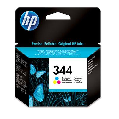 Cartucho inkjet HP 344 tri-color 560 páginas C9363EE