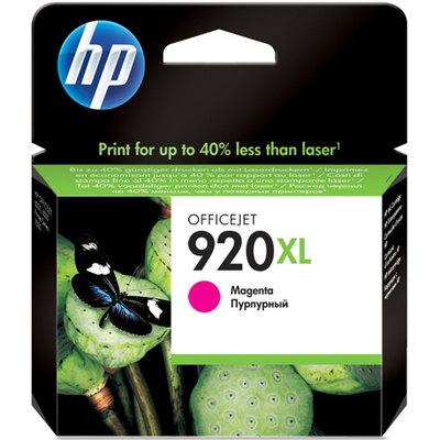 Cartucho inkjet HP 920XL de alta capacidad magenta 700 páginas CD973AE