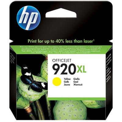 Cartucho inkjet HP 920XL de alta capacidad amarillo 700 páginas