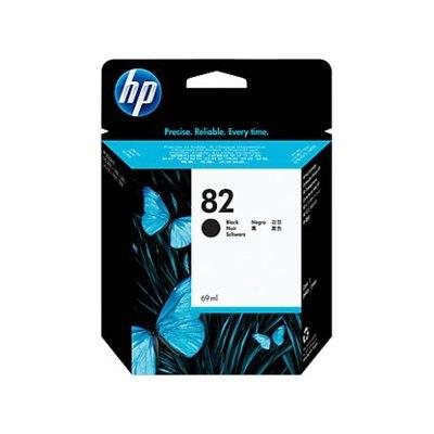 Cartucho inkjet HP 82 Negro 69 ml CH565A