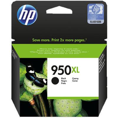 Cartucho inkjet HP 950XL de alta capacidad negro 2300 páginas CN045AE