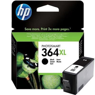 Cartucho inkjet HP 364XL de alta capacidad negro 550 páginas CN684EE