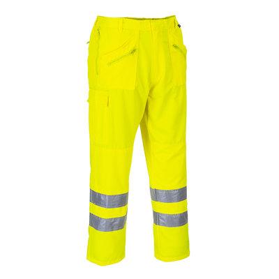 Pantalón Action de alta visibilidad E061YETS