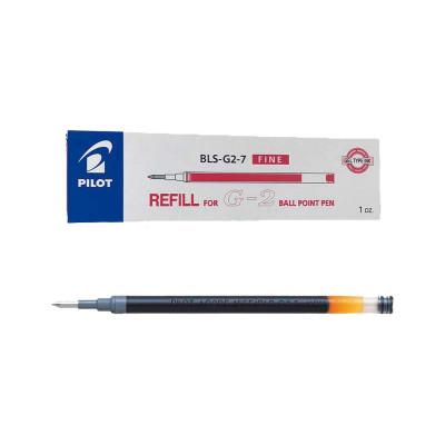 Recambio bolígrafo Pilot tinta gel G-2 BLS-G2-R