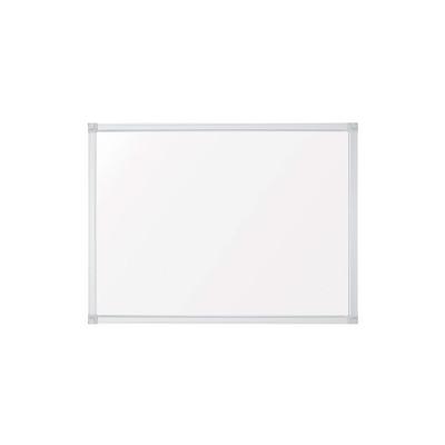 Pizarra blanca magnética acero vitrificado marco de aluminio A-Series SC3203