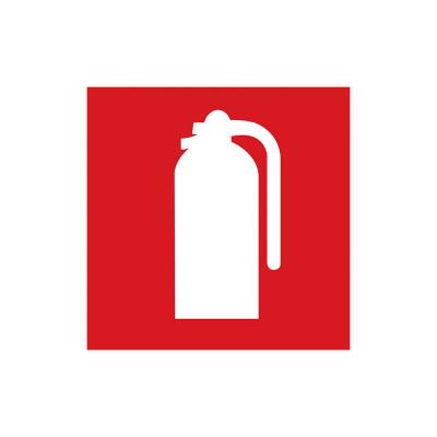 Pictograma adhesivo Extintor Apli 841