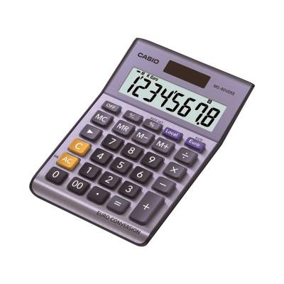 Calculadora de sobremesa 8 dígitos Casio MS-80VERII MS-80VERII
