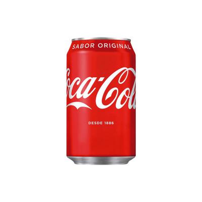 Coca-Cola latas 330 cc 043620