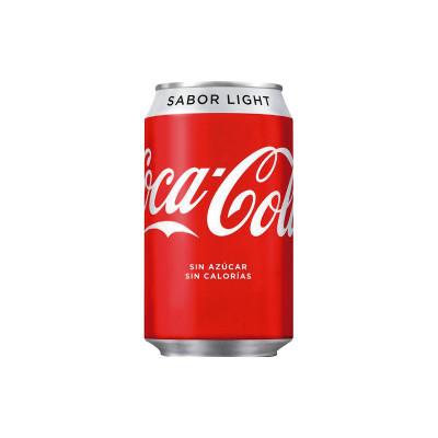 Coca-Cola latas 330 cc 043999