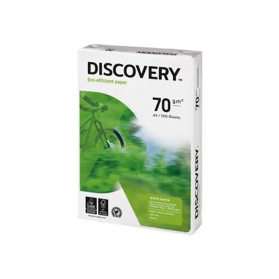 Papel fotocopiadora multifunción extra 70g Discovery NDI0700186