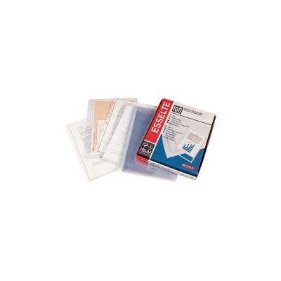 Funda catálogo A4 PVC corte oblicuo para planos Esselte 25320