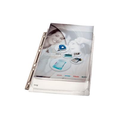 Funda catalogo multitaladro A4 PVC expansible Leitz 47553003