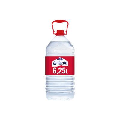 Agua mineral Lanjarón 056578