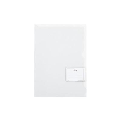Dossier con uñero de plástico y tarjetero Folio Pardo 315000