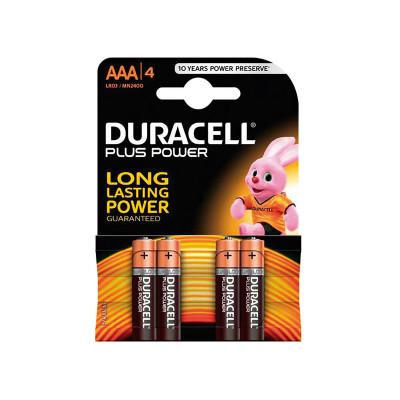 Pila alcalina Duracell Plus Power 10LR3DRP