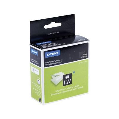 Etiquetas para impresoras Dymo Labelwriter 99012 S0722520