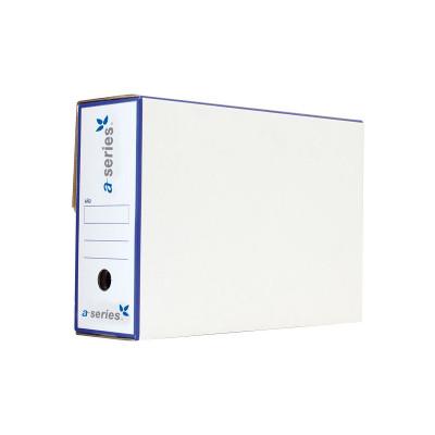 Caja de archivo definitivo cartón a-series AS1315