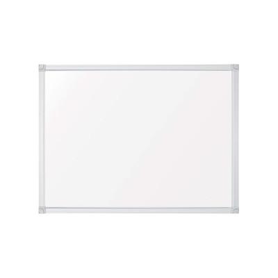 Pizarra blanca magnética acero lacado marco de aluminio A-Series SC3105