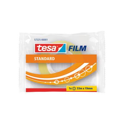 Cinta adhesiva transparente Tesa Film 57225-00001-00