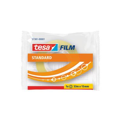 Cinta adhesiva transparente Tesa Film 57381-00001-00
