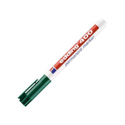 Rotulador permanente punta redonda Edding 400 10400-04