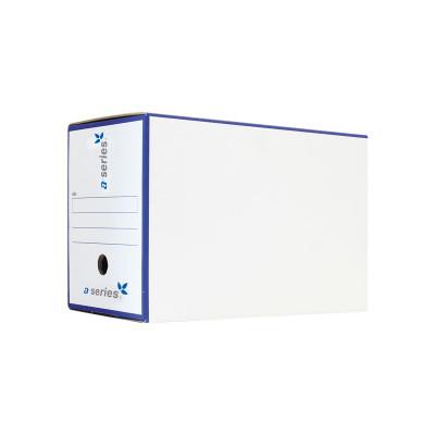 Caja de archivo definitivo cartón a-series AS1317