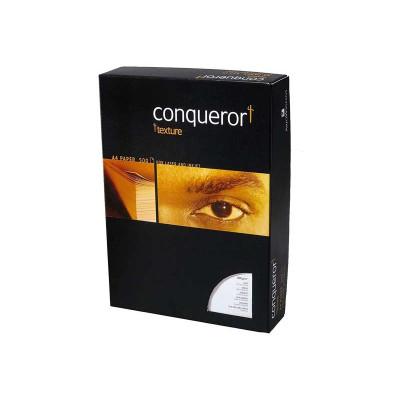 Papel verjurado A4 100g Conqueror 308614