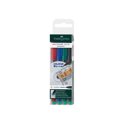 Rotulador permanente Faber-Castell Multimark 152504