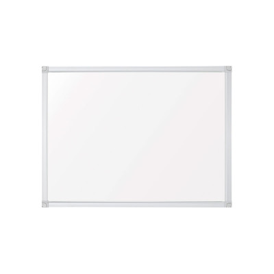 Pizarra blanca magnética acero lacado marco de aluminio A-Series SC3109