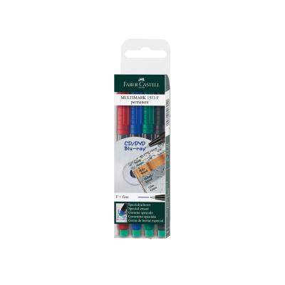 Rotulador permanente Faber-Castell Multimark 151304
