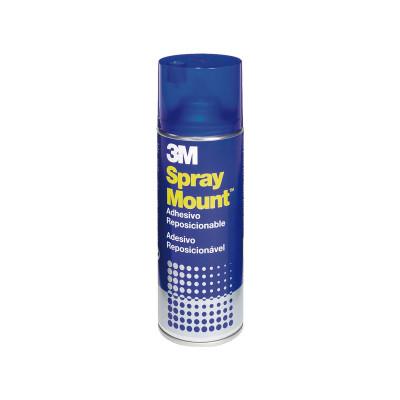 Pegamento reposicionable en spray 3M Spray Mount 3M SPRAY MOUNT 200ML