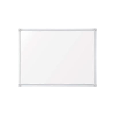 Pizarra blanca magnética acero vitrificado marco de aluminio A-Series SC3204