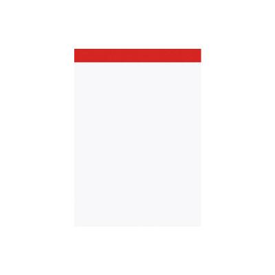 Bloc de notas perforado sin cubierta 80 hojas Pacsa 18108