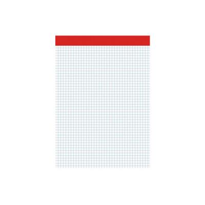 Bloc de notas perforado sin cubierta 80 hojas Pacsa 18136