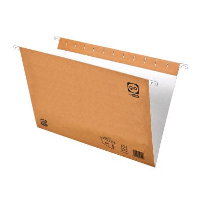 Carpeta colgante visor superior varilla metálica lomo V Gio by Elba 400021947