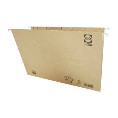 Carpeta colgante visor superior varilla metálica lomo V Gio by Elba 400021953