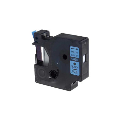 Cinta rotuladora electrónica Dymo D1 9 mm 40916