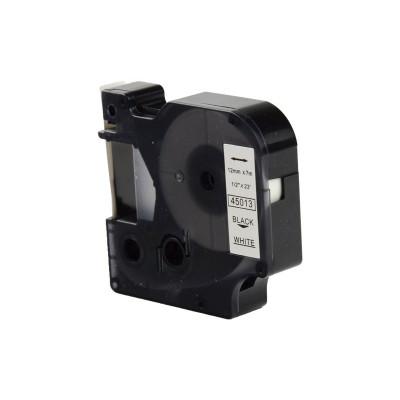 Cinta rotuladora electrónica Dymo D1 12mm 45013