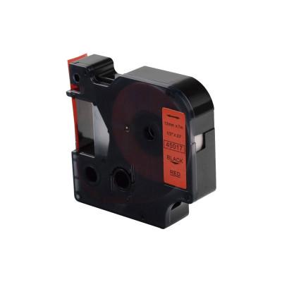 Cinta rotuladora electrónica Dymo D1 12mm 45017
