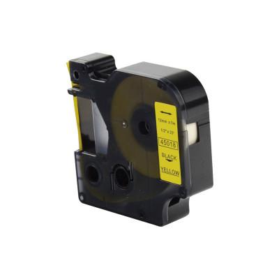 Cinta rotuladora electrónica Dymo D1 12mm 45018