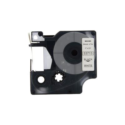 Cinta rotuladora electrónica Dymo D1 24mm 53713